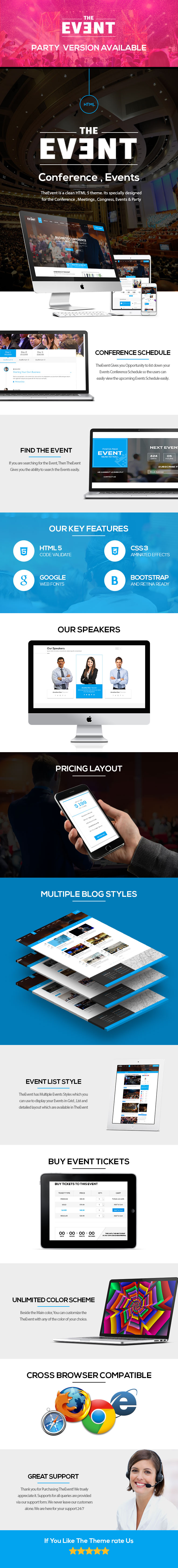 TheEvent - Conference Event Management