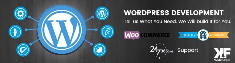 KodeForest-WordPress-Development-Services